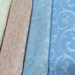 MATELLASSE'.Bedspread. Colours avaiable