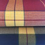 Tartan.Tablecloth 70%cot 30%pes